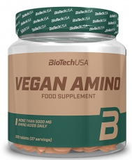 BiotechUSA Vegan Amino 300 tablet