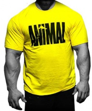 Universal triko Animal Iconic T-Shirt žluté