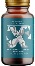 BrainMax Zinc Complex 100 kapslí