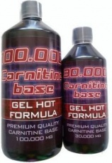 Carnitine Gel 100.000 1000ml +  300ml ZDARMA