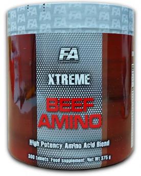 FA Xtreme Beef Amino 300 tablet