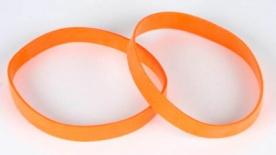 Posilovací guma Rubber Band 2 ks