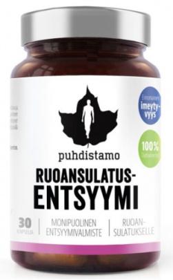 Puhdistamo Digestive Enzymes