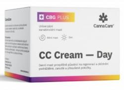 CannaCare Denní konopná mast CC Cream s CBG 60ml