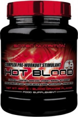 Scitec Hot Blood 3.0 820 g