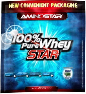 Aminostar 100% Pure Whey Star 2000 g