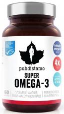 Puhdistamo Super Omega 3 60 kapslí