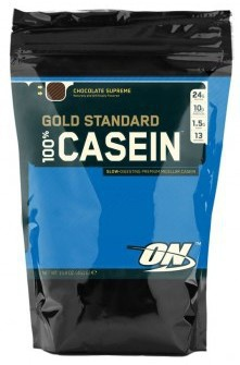 Optimum Nutrition 100% Casein Protein 450g