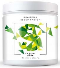BrainMax Sleep Faster 450 g PROŠLÉ DMT
