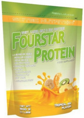 Scitec Fourstar Protein 500 g