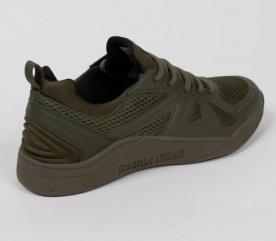 Gorilla Wear obuv Gym Hybrids Green/Green