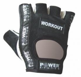 Power System rukavice WORKOUT černé