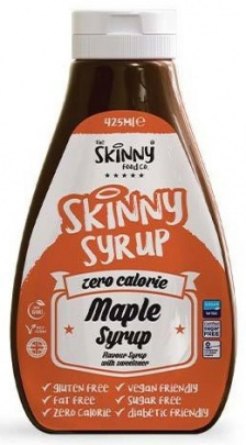 The Skinny Food Co Zero Calorie Syrup 425ml