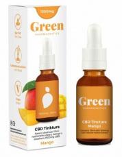 Green Pharmaceutics CBD Tinktura 1500mg 30ml