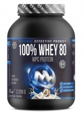MaxxWin 100% Whey 80 2200g