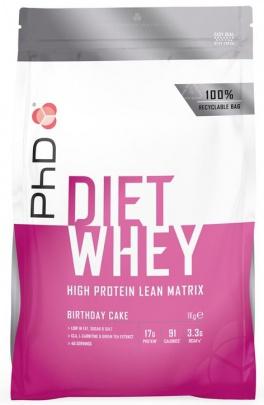 PhD Diet Whey Protein 1000 g
