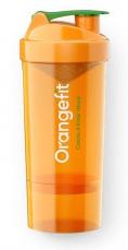 Orangefit šejkr se zásobníkem