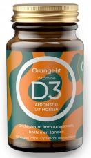 Orangefit vitamin D3 90 kapslí