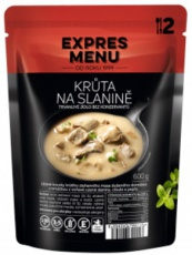 Expres menu Krůta na slanině 600g