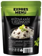 Expres menu Rýžová kaše s rozinkami 300g