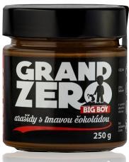 Big Boy Grand Zero s tmavou čokoládou 250 g PROŠLÉ DMT