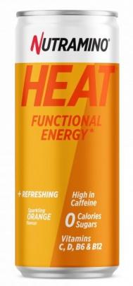 Nutramino HEAT Energy Drink 330 ml