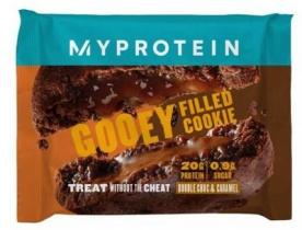 MyProtein Gooey Filled Cookie 75 g - chocolate chip