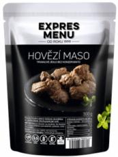 Expres menu maso ve vlastní šťávě 300g