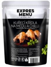 Expres menu Kuřecí křídla na medu a chilli 300g