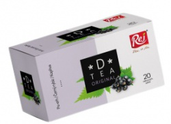 REJ Čaj D-Tea Original (Detoxikace) 30g