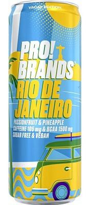 FCB AminoPRO (ProBrands BCAA Drink) 330 ml