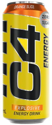 Cellucor C4 Explosive Energy Drink 500 ml