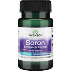 Swanson Albion Boron 60 kapslí