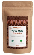 BrainMax Pure Organic Yerba Maté Catuaba