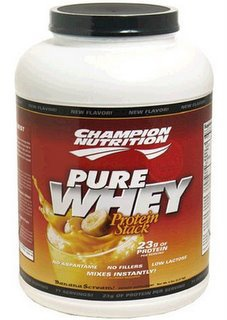 Pure Whey Protein Stack 2270 g