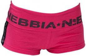 Nebbia Elastické šortky pas 263 (dříve 863) růžové