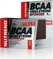 Nutrend BCAA Mega Strong Powder vzorek 10 g