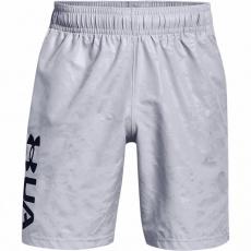Pánské kraťasy Under Armour Woven Emboss Shorts - 1361432-011
