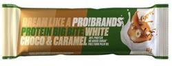ProBrands Big Bite Bar 45 g - Bílá čokoláda & karamel