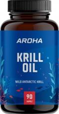 Aroha Krill Oil 90 kapslí