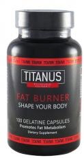 Titánus Fat Burner 100 kapslí