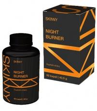 SKINNY Night Burner 60 kapslí