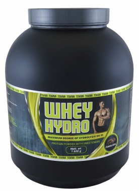 Titánus Whey Hydro DH32 1600 g