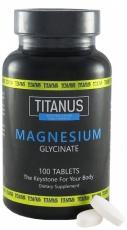 Titánus Magnesium Glycinate 100 tablet