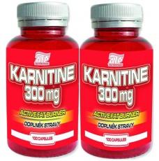ATP Karnitine 300 mg 100 kapslí 1+1 za zvýhodněnou cenu