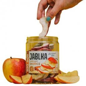 Big Boy Jablka s příchutí skořice by @kamilasikl 120 g