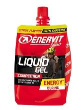 Enervit Liquid Gel Competition s kofeinem 60 ml - citrus