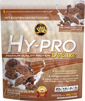 All Stars Protein Hy-Pro Deluxe 500g
