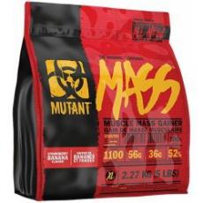 Mutant Mass NEW 2,27 kg - jahoda/banán VÝPRODEJ (POŠK.OBAL)