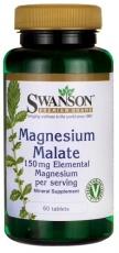 Swanson Magnesium Malate 150 mg 60 tablet